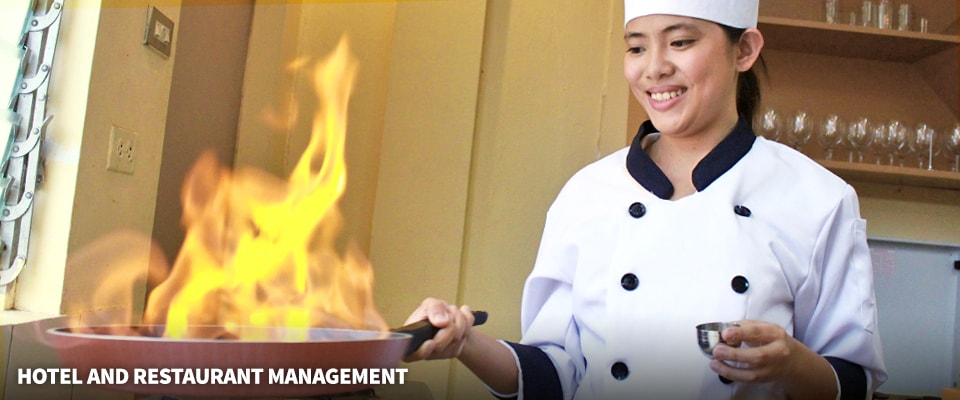 Bachelor Of Science In Hotel And Restaurant Management The