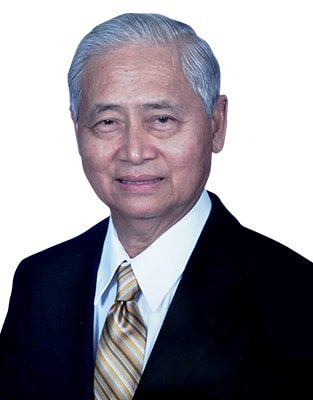 Dr. Rufino L. Macagba Jr. Chairman and President LORMA, Inc.