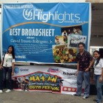 For all the hardwork that paid off - Best Broadsheet in the Philippines