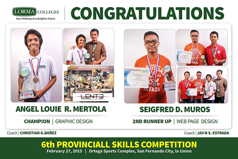 6thProvincialSkillsCompetition