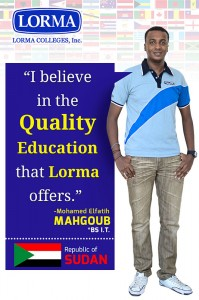Mohamed Elfatih Mahgoub BS Information Technology