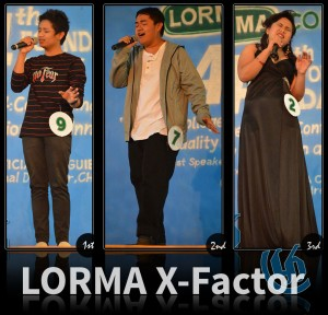 LORMA X-Factor Winners