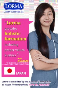 Ryei Asatani BS Business Administration