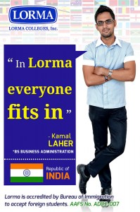 Kamal Laher BS Business Administration