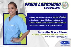 Samantha Grace Ellazar