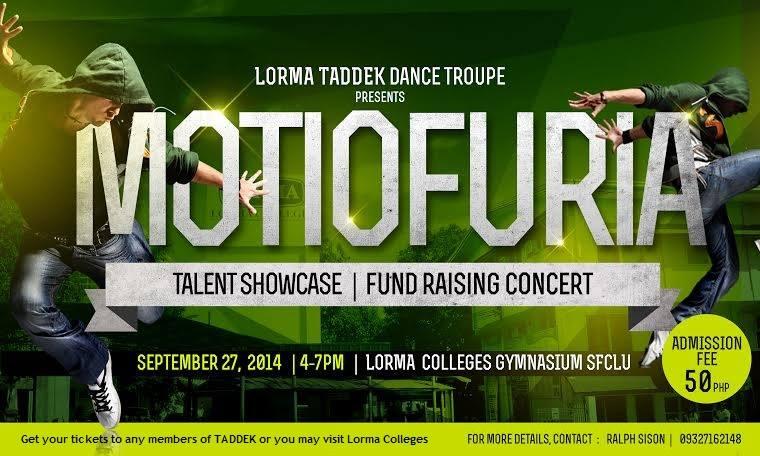 MOTIOFURIA @ Gymnasium | San Fernando City | Ilocos Region | Philippines
