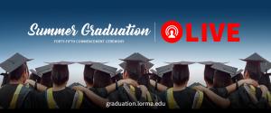 Lorma Colleges Summer Graduation Live! @ Lorma Grade School & Pre-School Campus | San Juan | Philippines